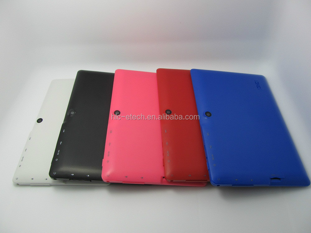 Best Selling 7 inch capacitive touch tablet pc android tablet pc price in pakistan