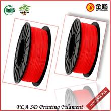 1.75mm PLA Filament of 1KG/Roll