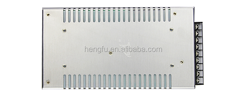 Hengfu HF320W-SC-24 (24V 13.0A)AC/DC single output switching power supply with CCC,CB and CE approval