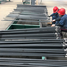 price for Q500 high strength diameter 18mm coal mine roof bolt from mining bolt manufacturer in China