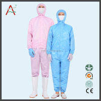 Special offer direct selling anti-static overalls protective clothing Dyad clean smocks