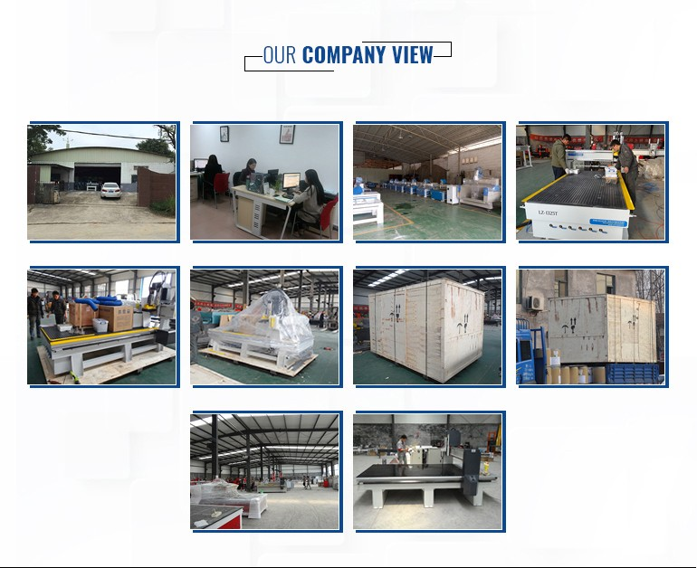 aluminum engraving machine/used laser cutting machines for sale LZ-6090