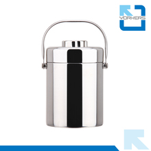 Stainless steel thermal cooker & insulation materials lunch box