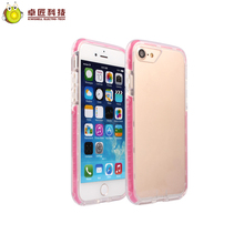 latest 2016 sublimation unlocked TPU+PC+SILICONE mobile phone accessories For Apple iPhone 7 plus case