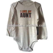2013 hemp baby long sleeve clothing&baby clothing