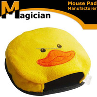 Popular usb mouse mat with animal wrist protect