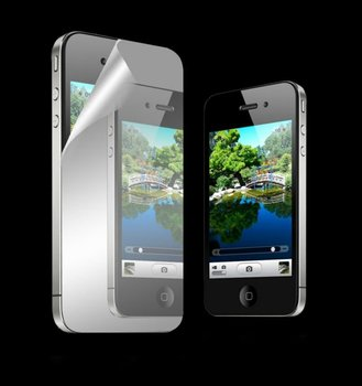 beautiful mirrior screen protector for all iphones