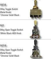3way Box toggle switch