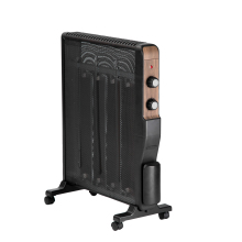 Decorative modern baby room use Wenge wood far infrared <strong>heater</strong> with CE RoHS certificate