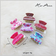Acrylic <strong>hair</strong> <strong>accessories</strong> High quality clip women's charm cheap <strong>hair</strong> claw