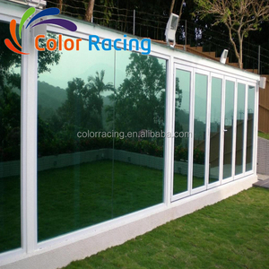 Best selling one way mirror high quality PET building window film with pravicy function