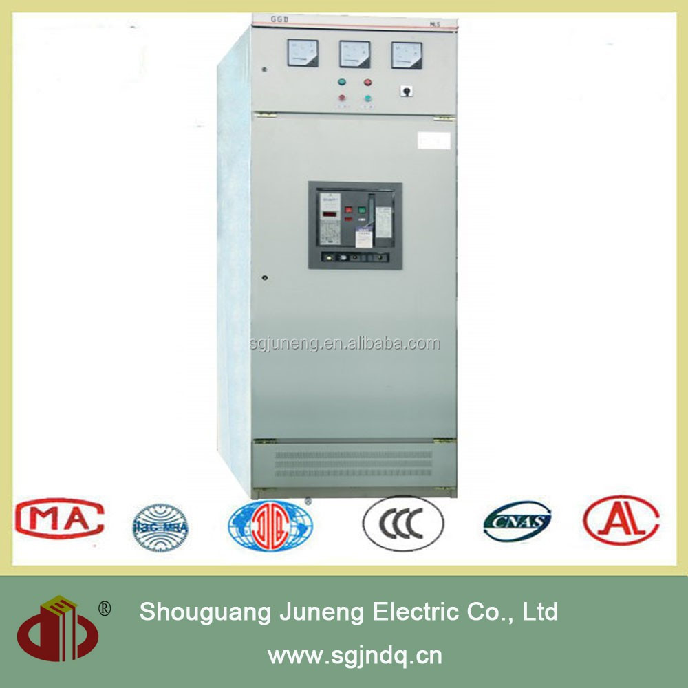 GGD 380V Low Voltage Drawable Switch Cabinet