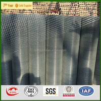 High quality for Welded wire mesh/iron wire mesh /galvanized welded wire mesh and pvc coated welded wire mesh