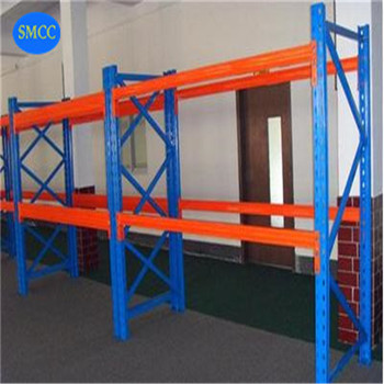 China Manufacturer Supplier Warehouse Long Span Storage Beam Pallet Racks