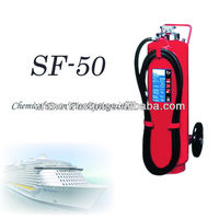Rechargeable Fire Extinguisher for fishing boat use