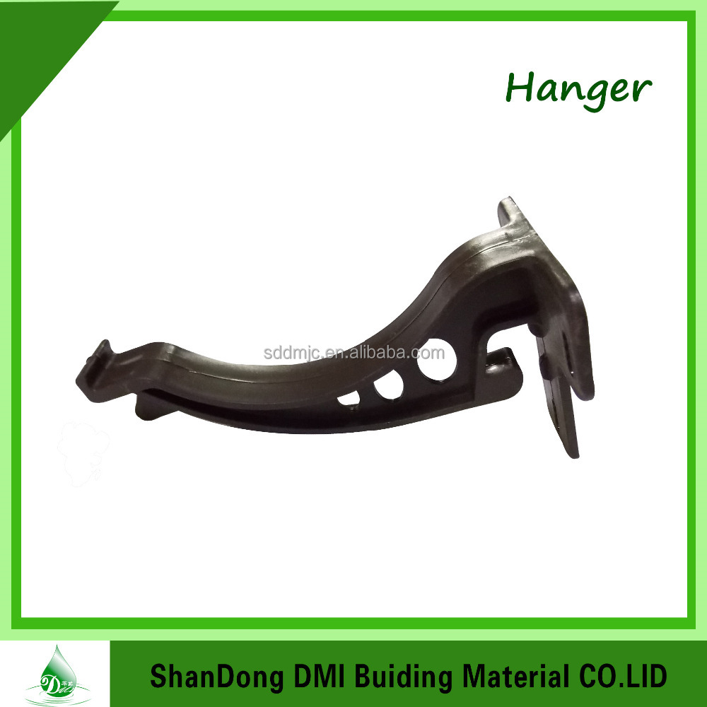 India Price PVC Swimming Pool Drain Gutter Bracket For Latest Technology Construction And Real Estate In Sale