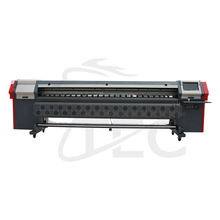Digital Printer 3.2m plotter Konica minolta KM512 Heads outdoor banner printer