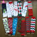 Yiwu Wholesale Christmas Leg Warmers! Baby / Toddler / Girls Leggings Christmas Leg Warmers