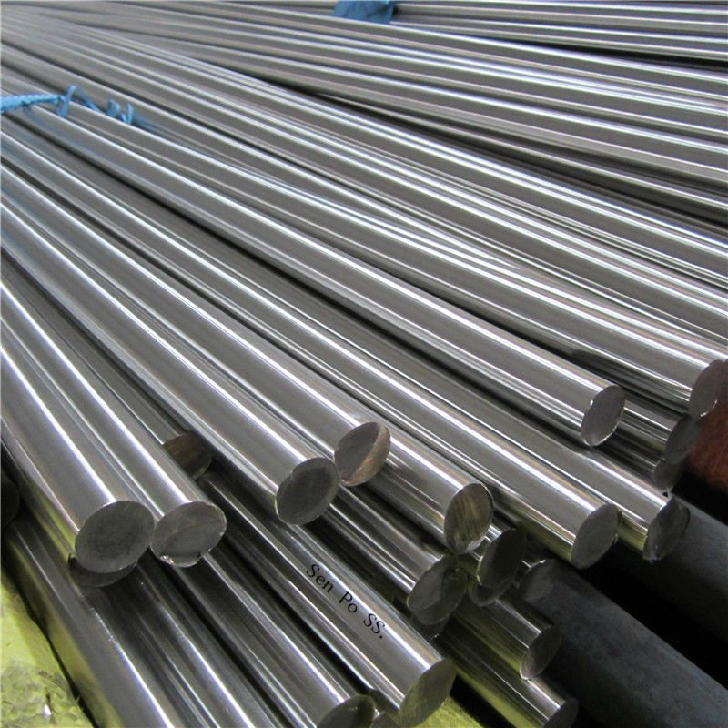 304 steel solid bars stainless steel round bar