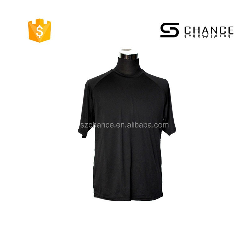 Best quality design mens long sleeve t shirt