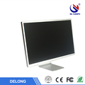 white 27 inch led desktop computer monitor