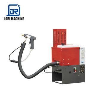Light weight mist spraying 10L hot melt dispensing equipment