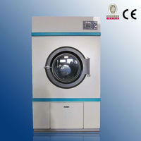 low noise industrial clothes dryer for laundry