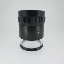 Best Price Of folding repair loupe 10x pre-focused with scale magnification reticle