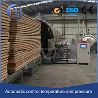 high efficiency vacuum wood drying chamber