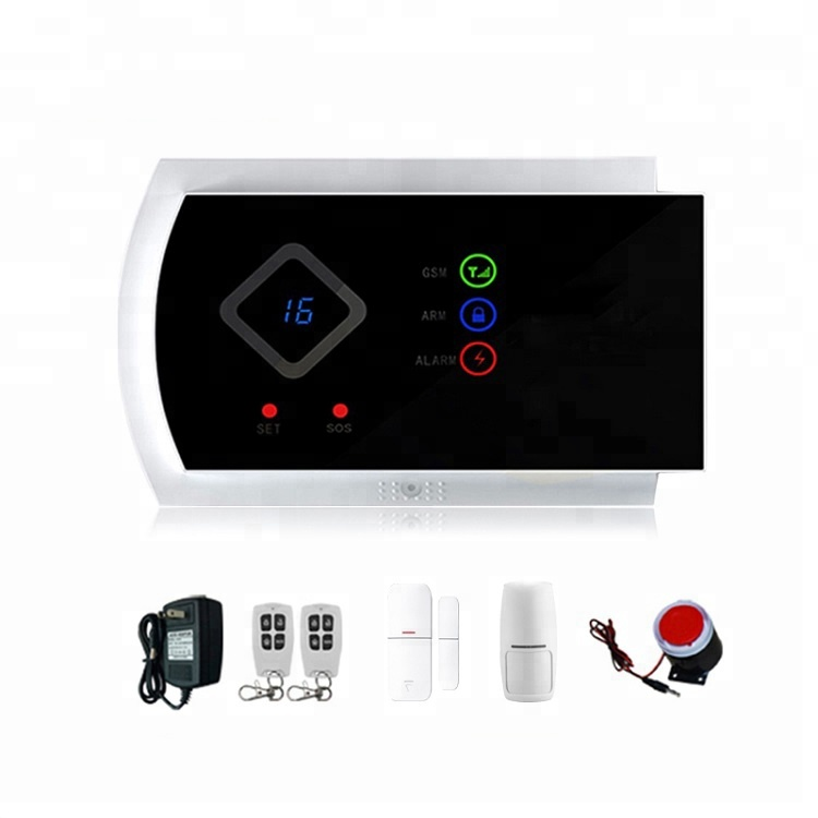 smart home yard IP wifi gprs sms gsm wireless <strong>security</strong> alarms systems