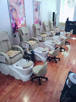 Uniform Spa Massage Pedicure Chair t4 Spa