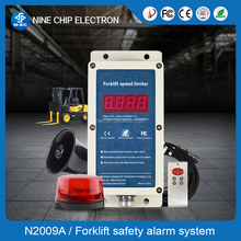High quality Nigeria forklift overspeed/speed limiter speed governor for safety