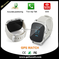 Kids/ elder wifi gps running watch intelligent power saving technology live tracking waterproof gps tracking smart watches