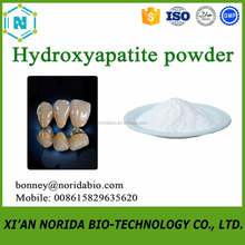 Hydroxyapatite(HA) powder Nano//micron grade CAS1306-06-5//For repairing bone tissue HA powder