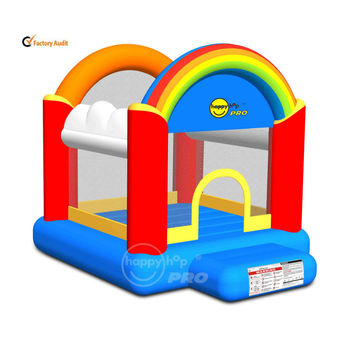 Happy Hop Pro 1013--Rainbow Bouncer