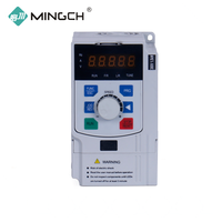 MINGCH 50hz To 60hz 380V 220v 120v 1.5KW High Voltage Power Frequency Converter