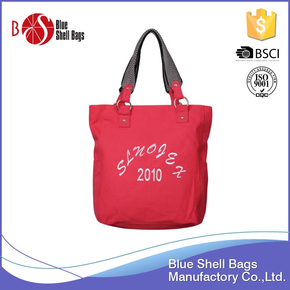 Wholesale Standard Size Custom Printed Blank Jute Utility Sublimation Canvas Cotton Handbag Tote Bag