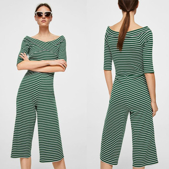 Summer 2018 Jumpsuit Women