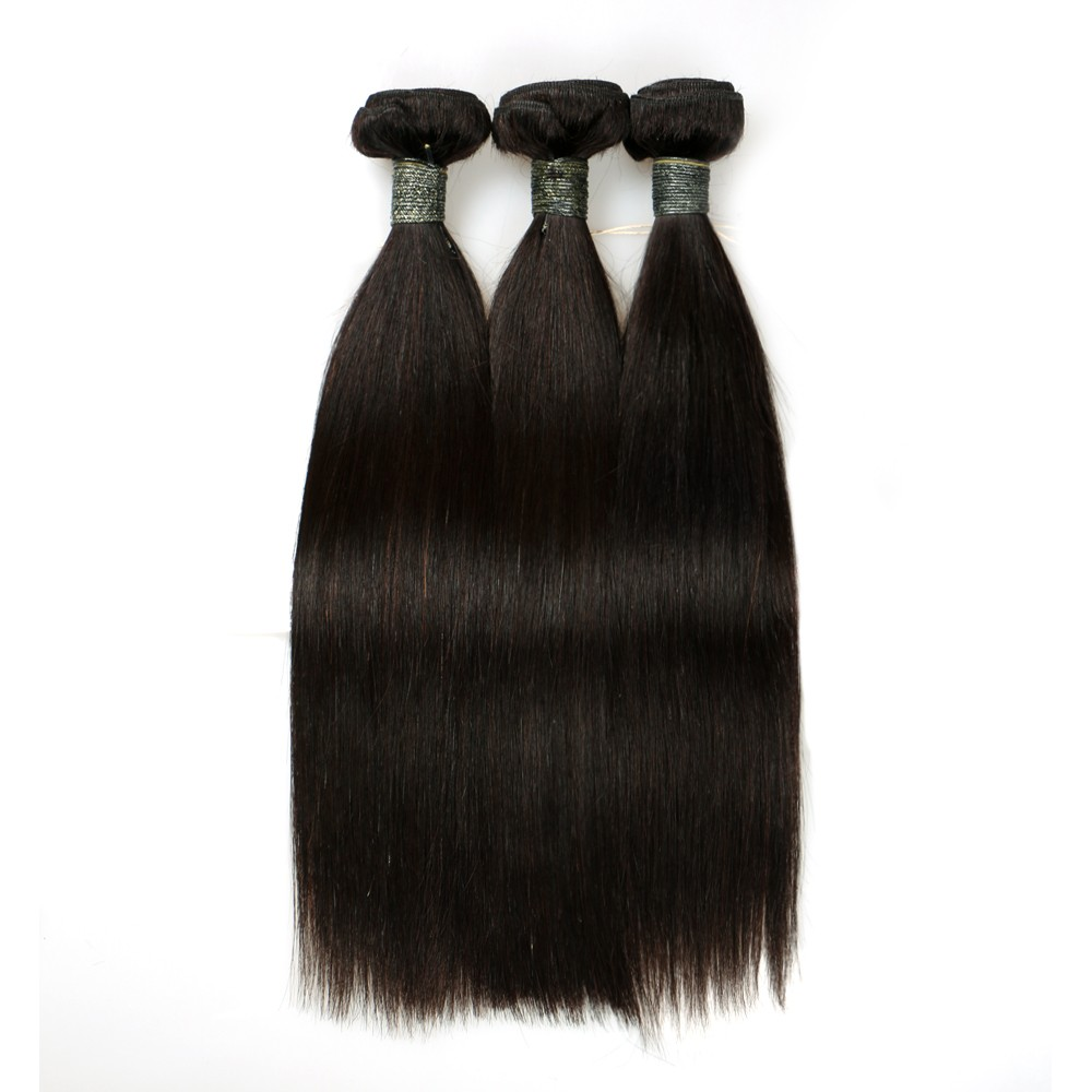 Large stock Hot selling colored two tone hair weave for black women