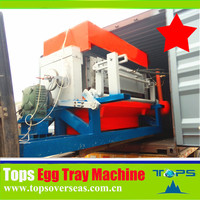 Price Competitive Moulding Cup Holder Fruit Egg Tray Machine