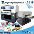 high quality CE standards A3 uv flatbed printer, DX5head uv printer