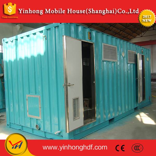 Portable Toilet Association Container House Restroom Universal