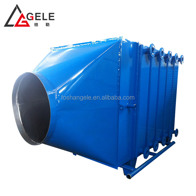 Heat Recovery Stainless Steel Gas to Water or Air Heat Economizer Exchanger Units