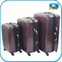 2015 new design waterproof travel house luggage