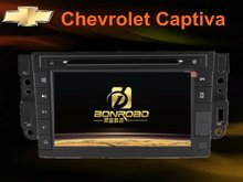 All-in-one In-dash car DVD GPS player for chevrolet captiva