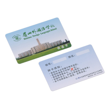90*54mm Business card thank you card customized gift card