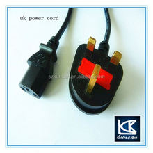 iec320 c13 power cord waterproof power cord spiral extension cord