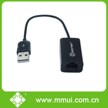 IOCREST USB 2.0 10/100Mbps LAN Adapter, Wired Ethernet Network Connection
