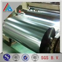 Food Packaging Metallized PET Laminating Film Roll