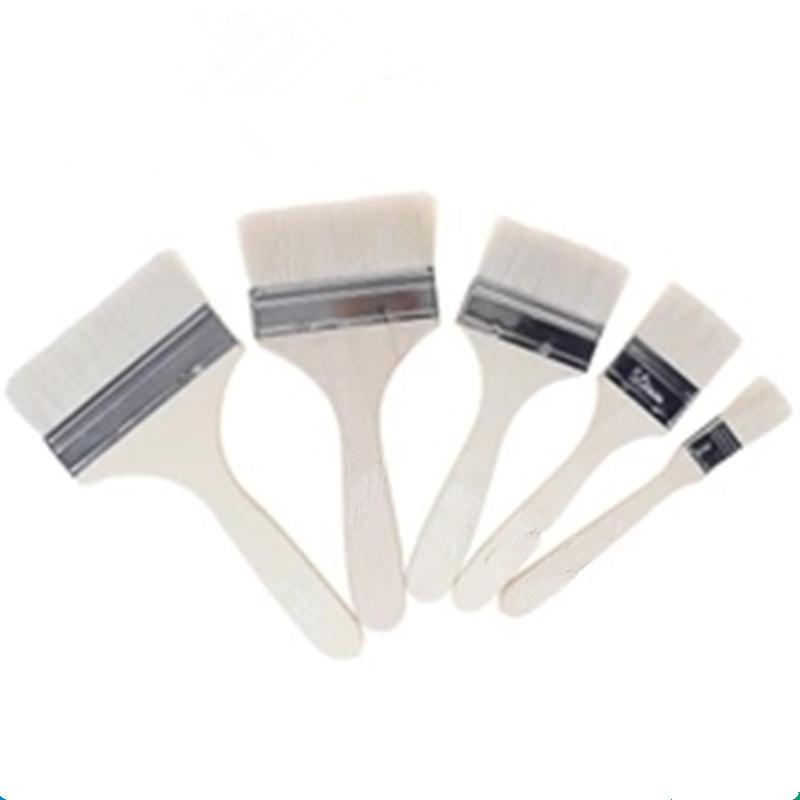 Upmarket Classic Style Flat Paint Brush Pack Hand Tools Paint Brush SQ-10